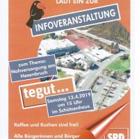Einladung zur Infoveranstaltung